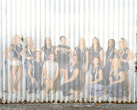 2014 Volleyball Team and Individual