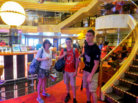 Carnival SunShine Days at Sea