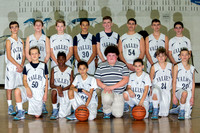2015-2016 Valley Middle Boys Team Pics