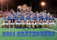 2014 Valley High Greyhounds